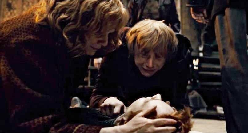 Image of Random Brutal Deaths in Harry Pott