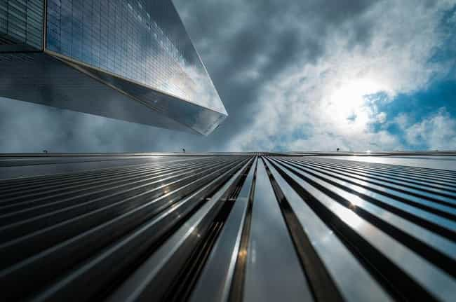 One World Trade Center ... is listed (or ranked) 1 on the list The Top 25 Tallest Buildings in New York