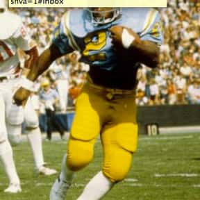Freeman McNeil is listed (or ranked) 9 on the list The Best UCLA Football Players of All Time