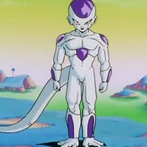 Frieza is listed (or ranked) 8 on the list The Best Dragon Ball Z Characters of All Time