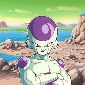 Frieza is listed (or ranked) 1 on the list The Best Dragon Ball Super Villains
