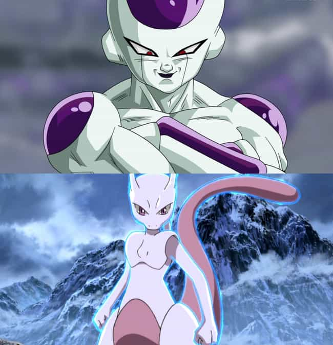 Frieza is listed (or ranked) 1 on the list 13 Anime Villains Choose Their Starting Pokemon