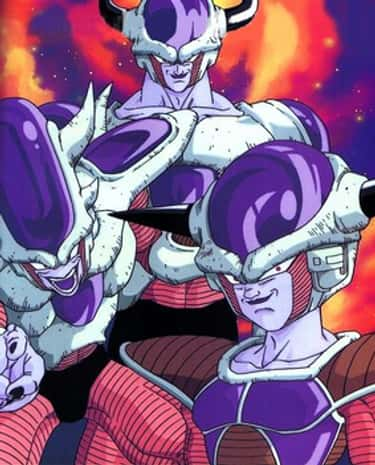 Frieza is listed (or ranked) 1 on the list Ranking The Greatest DBZ Villains of All Time