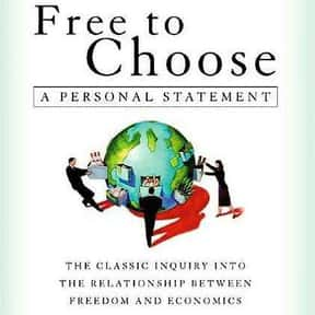 Free to Choose is listed (or ranked) 3 on the list The Best Milton Friedman Books