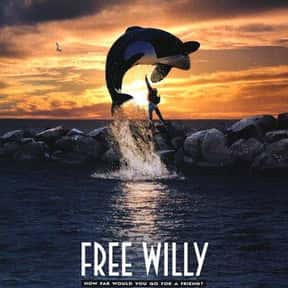 Free Willy is listed (or ranked) 25 on the list The Greatest Kids Movies of the 1990s