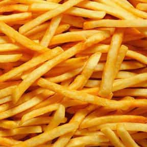 French Fries is listed (or ranked) 24 on the list The Best Things To See At A Buffet
