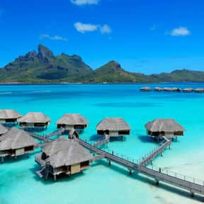 French Polynesia is listed (or ranked) 4 on the list Best Couples Vacation Destinations & Anniversary Trips