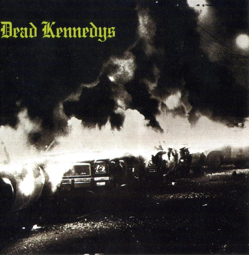 Random Best Dead Kennedys Albums
