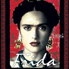 Frida is listed (or ranked) 2 on the list The Best Salma Hayek Movies