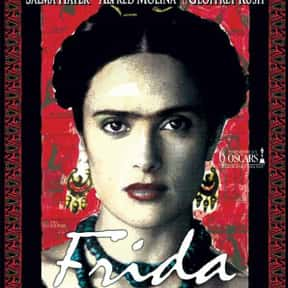 Frida is listed (or ranked) 2 on the list The Best Movies About Art & Artists