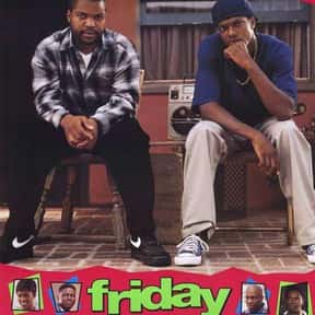 Friday is listed (or ranked) 1 on the list The Best Ice Cube Movies