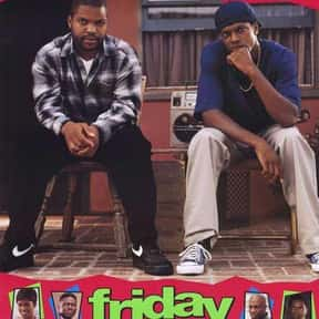 Friday is listed (or ranked) 5 on the list The Best Hood Movies