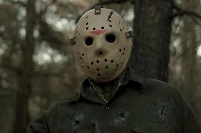 Friday the 13th is listed (or ranked) 2 on the list 12+ Horror Movie Fan Theories That Make Your Favorites Even Scarier