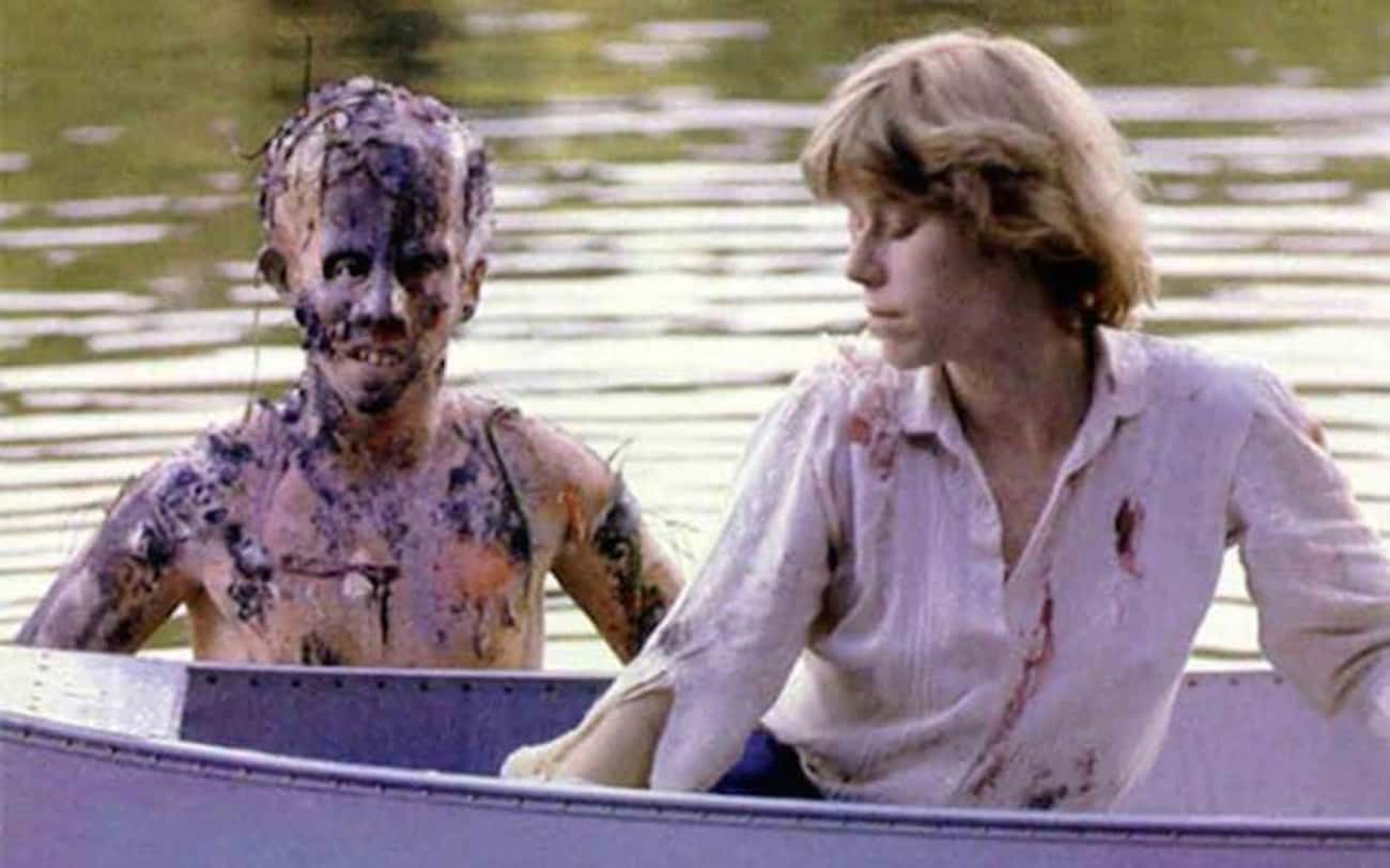 Boy In The Lake Jason From 'Friday The 13th'