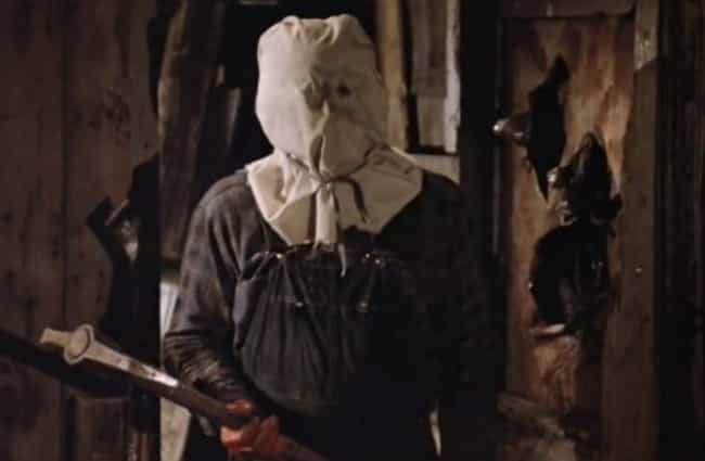 Friday the 13th Part 2 ... is listed (or ranked) 2 on the list The Visual Evolution Of Jason Voorhees