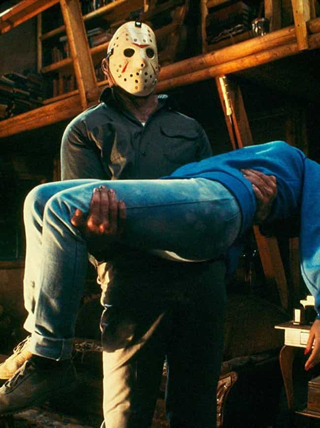 Friday the 13th Part 3: ... is listed (or ranked) 3 on the list The Visual Evolution Of Jason Voorhees