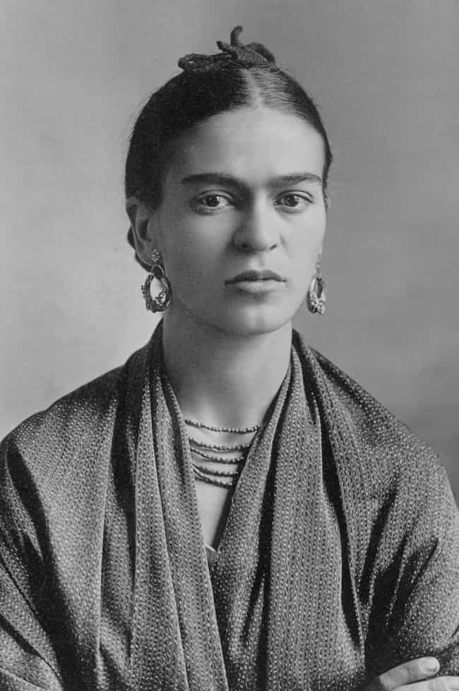 Frida Kahlo is listed (or ranked) 2 on the list Famous People Who Died of Pulmonary Embolism