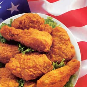 Fried chicken is listed (or ranked) 10 on the list The Best Picnic Foods