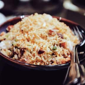 Fried Rice is listed (or ranked) 25 on the list The Most Delicious Foods in the World