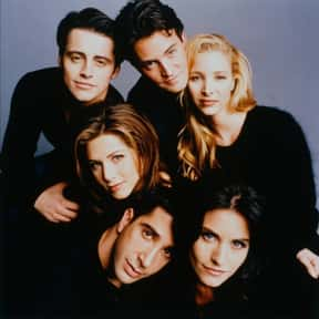 Friends is listed (or ranked) 7 on the list The Greatest TV Shows Of All Time