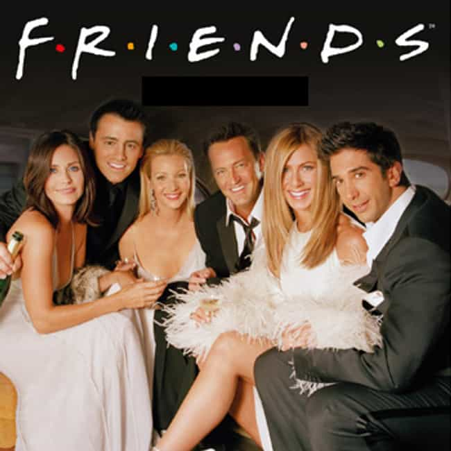Friends is listed (or ranked) 1 on the list The Best TV Series With Life Lessons