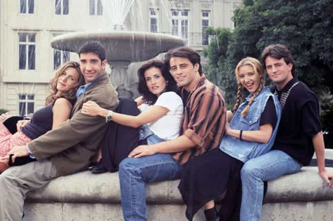 Friends is listed (or ranked) 3 on the list The Casts Of Your Favorite TV Shows, Reunited