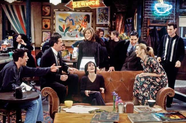 Friends is listed (or ranked) 1 on the list The Best TV Shows To Leave On In The Background