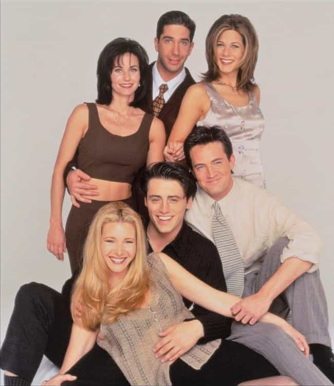 Friends is listed (or ranked) 3 on the list The Best TV Series With Life Lessons