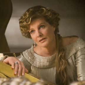 Frigga is listed (or ranked) 10 on the list Which MCU Character Would Make The Best President During A Crisis?