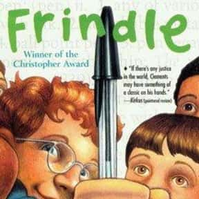 Frindle is listed (or ranked) 24 on the list The Best Books for Fourth Graders