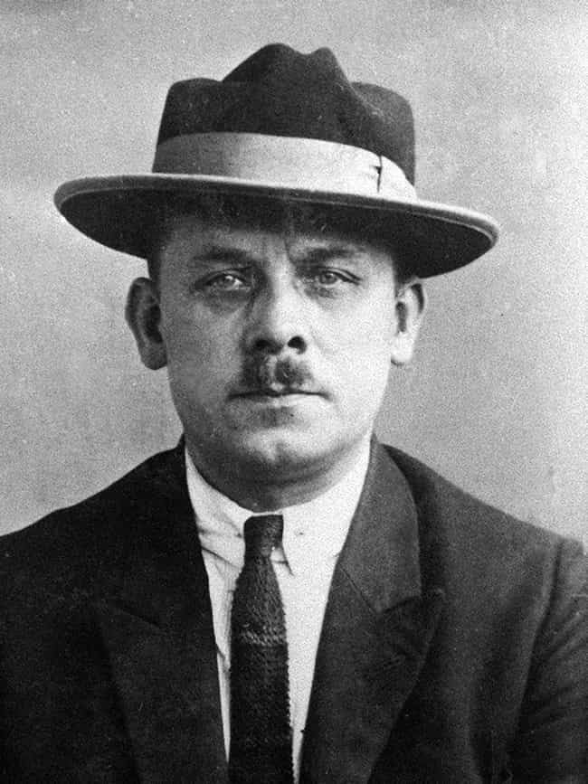 Fritz Haarmann is listed (or ranked) 3 on the list 10 Notorious Real Life Vampires