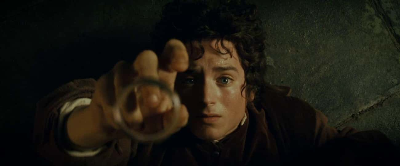 Frodo Baggins Is 50 is listed (or ranked) 4 on the list Fictional Characters Who Are Way Older Than They Look