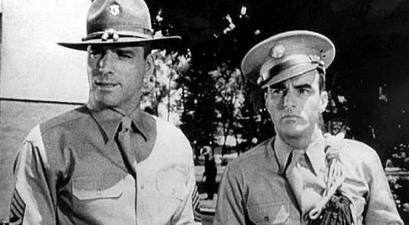 Montgomery Clift & Burt Lancas is listed (or ranked) 4 on the list Every Time Film Costars Were Both Nominated For Leading Role Oscars