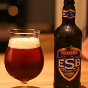 Fuller's ESB is listed (or ranked) 12 on the list Beers with 5.9 Percent Alcohol Content