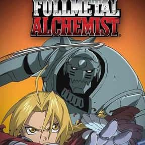Fullmetal Alchemist is listed (or ranked) 10 on the list The Best English-Dubbed Anime on Netflix