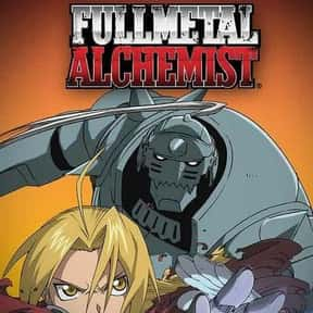 Fullmetal Alchemist is listed (or ranked) 19 on the list The Best Anime Series of All Time