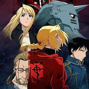 Fullmetal Alchemist is listed (or ranked) 15 on the list The Best Anime to Watch While You're Stoned