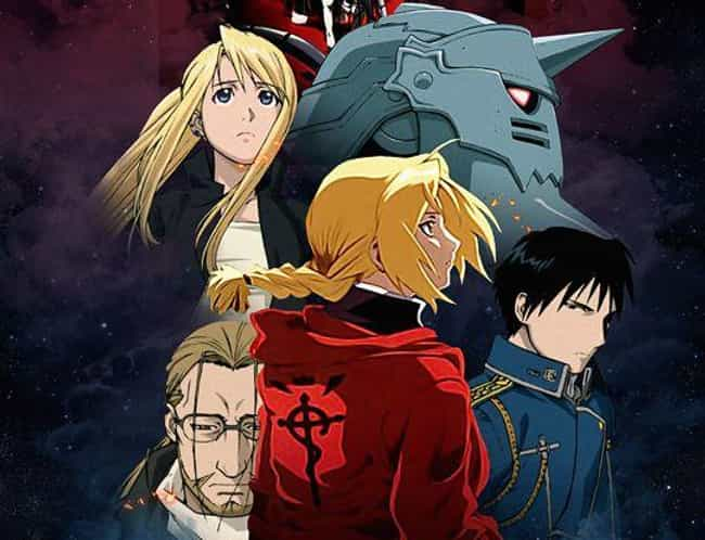 Fullmetal Alchemist is listed (or ranked) 1 on the list 19 Anime That Almost Everyone Starts With