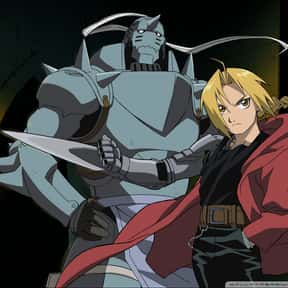 Fullmetal Alchemist is listed (or ranked) 15 on the list The Best Anime Series of All Time