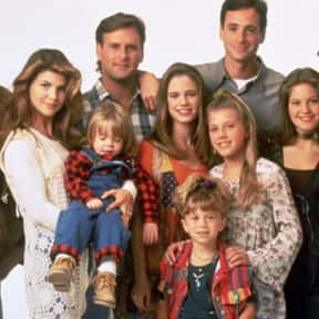 Full House is listed (or ranked) 10 on the list The Best Guilty Pleasure TV Shows