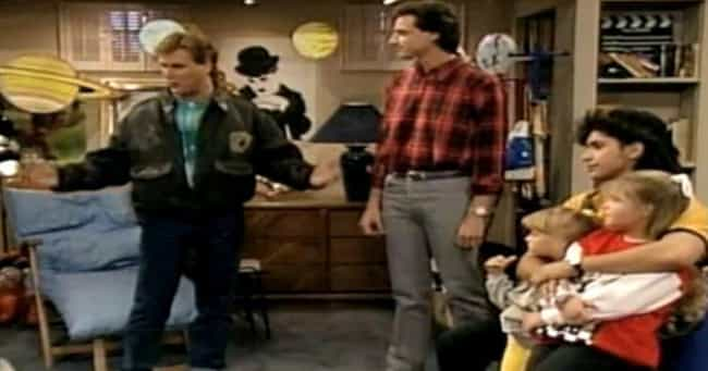 Full House is listed (or ranked) 4 on the list The Best Basement Hangouts in Film and TV History
