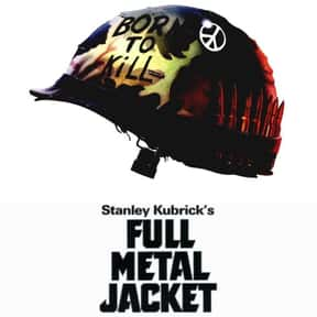 Full Metal Jacket is listed (or ranked) 2 on the list The Best R. Lee Ermey Movies