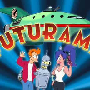 Futurama is listed (or ranked) 17 on the list The TV Shows Most Loved by Hipsters