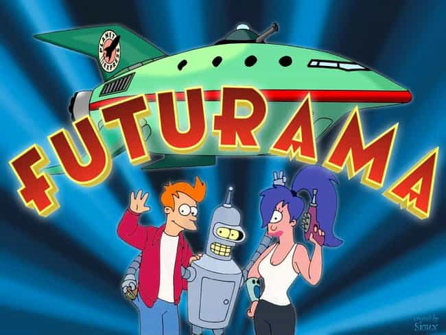 Futurama is listed (or ranked) 1 on the list What to Watch If You Love 'South Park'