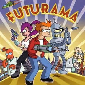 Futurama is listed (or ranked) 21 on the list The Greatest Animated Series Ever Made