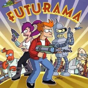 Futurama is listed (or ranked) 9 on the list The Best Alien TV Shows, Ranked