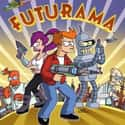 Futurama is listed (or ranked) 7 on the list The Best Alien TV Shows, Ranked