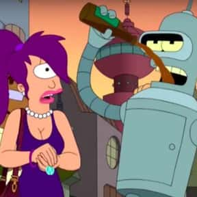 Futurama is listed (or ranked) 5 on the list TV Shows That Actually Deserve A Revival