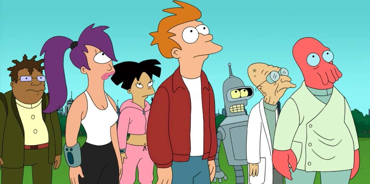 Futurama is listed (or ranked) 3 on the list Rick And MortyIs On Hiatus Once Again: Here Are 15 Series To Watch In The Meantime