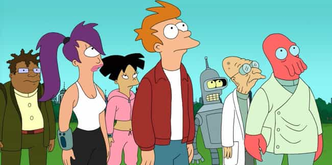 Futurama is listed (or ranked) 3 on the list Rick And Morty Is On Hiatus Once Again: Here Are 15 Series To Watch In The Meantime